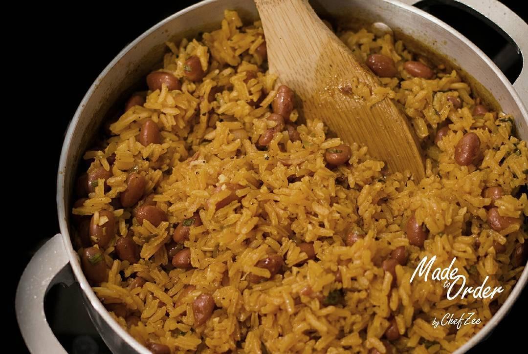 easy moro de habichuelas chef zee cooks rh chefzeecooks com