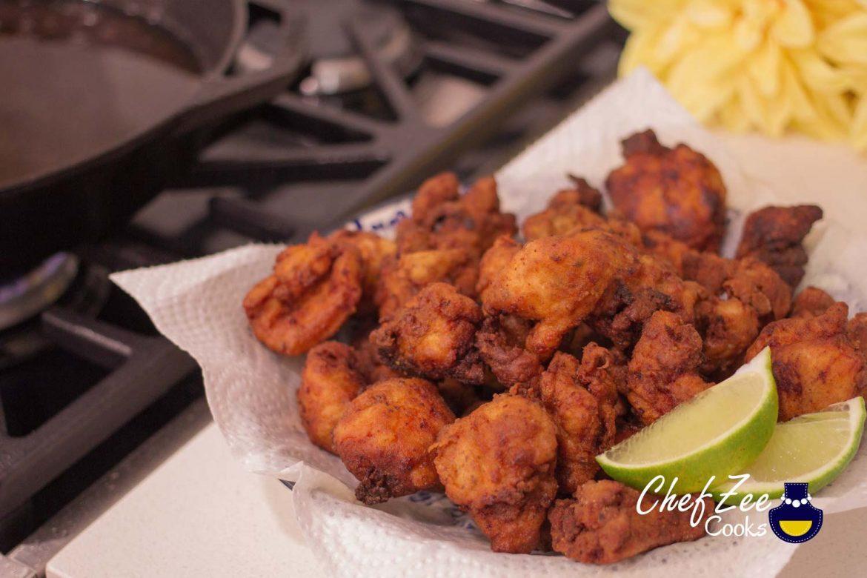 Chicharrones De Pollo Dominican Fried Chicken Chef Zee